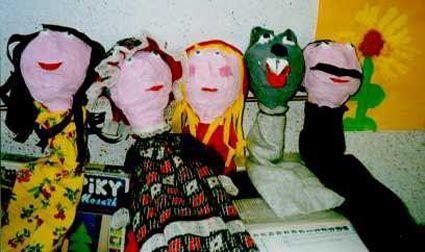 .Comment Fabriquer VOS Marionnettes